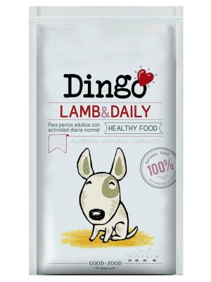 Dingo Lamb & Daily 500gr