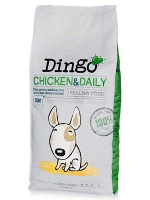 Dingo Chicken & Daily 15kg