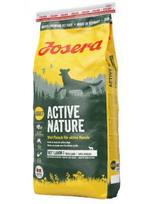 Josera Active Nature Gluten Free Poultry & Lamb 15kg