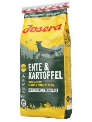 Josera Duck And Potato Grain Free 15kg