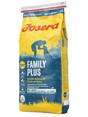 Josera Family Plus GLuten Free 15kg