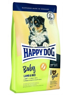 Happy Dog Young Baby Lamb & Rice 4kg