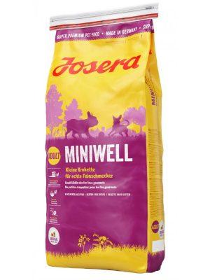 Josera Miniwell Gluten Free 15kg