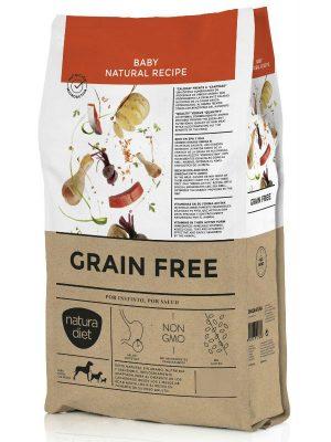 Natura Diet Grain Free Baby Natural Recipe 12kg