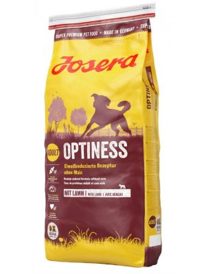 Josera Optiness Grain Free Lamb & Rice 15kg