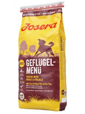 Josera Poultry Menu Gluten Free 15kg
