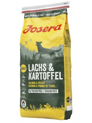 Josera Salmon & Potato Grain Free 15kg