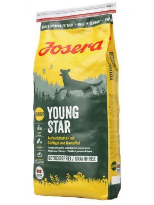 Josera Junior Young Star Grain Free 15kg