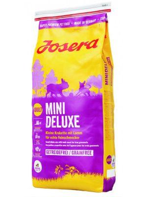 Josera Mini Deluxe Grain Free Lamb 15kg