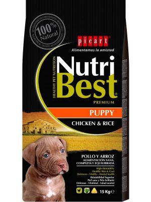 Picart Nutribest Puppy 15kg