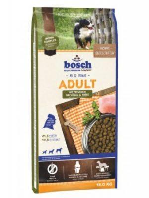 Bosch Adult Poultry & Millet 15kg