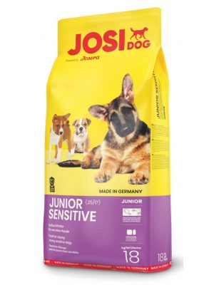 Josidog Junior Sensitive Gluten Free 18kg