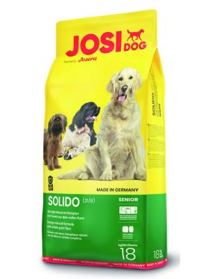 Josidog Solido – Senior 18kg