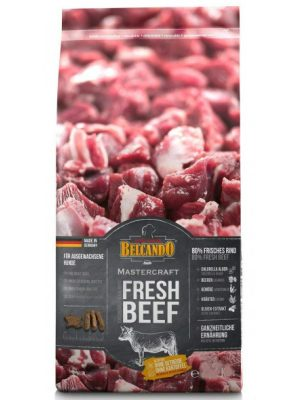 Belcando Mastercraft Adult Fresh Beef 10kg