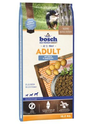 Bosch Adult Fish & Potato 15kg