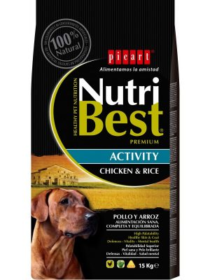 Picart Nutribest Activity 15kg