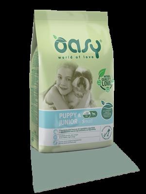 Oasy Puppy & Junior Small 18kg