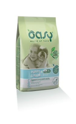 Oasy Puppy Junior Small Chicken 3kg