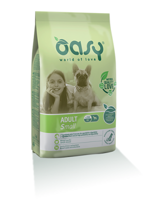 Oasy Adult Small Chicken 3kg