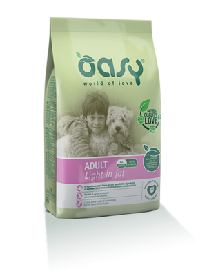 Oasy Adult Light In Fat 12kg
