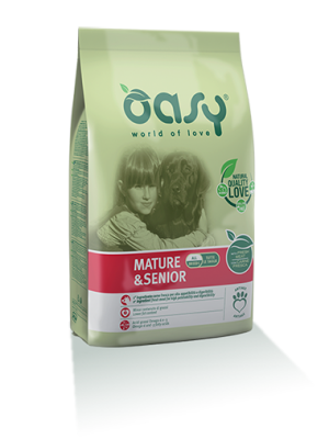 Oasy Mature & Senior Chicken 12kg