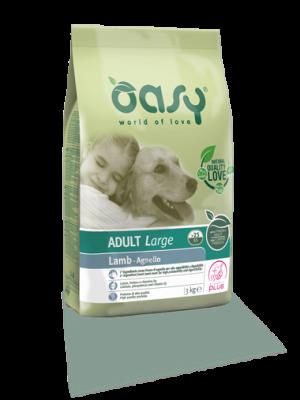 Oasy Adult Large Lamb 12kg