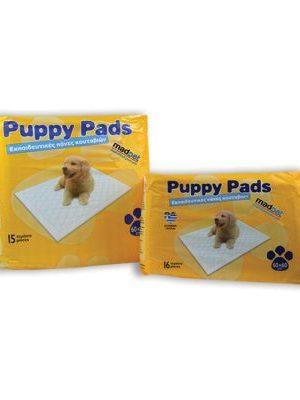 Puppy Pads 60x60cm 16τεμαχια