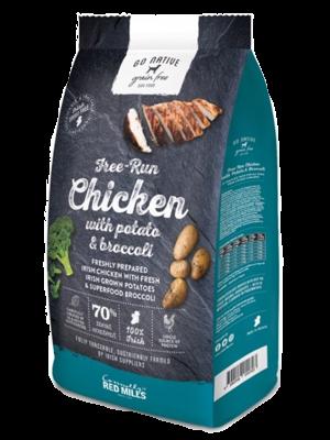 Go Native Adult Free-Run Chicken 4kg