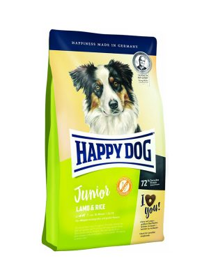 Happy Dog Young Junior Lamp & Rice 10kg
