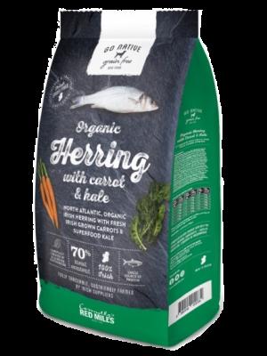 Go Native Adult Grain Free Organic Herring 12kg