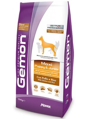 Gemon Puppy Maxi Chicken & Rice 3kg
