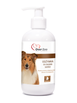 Conditioner for long coat 250ml