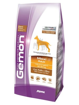 Gemon Dog Adult Maxi Chicken & Rice 15kg