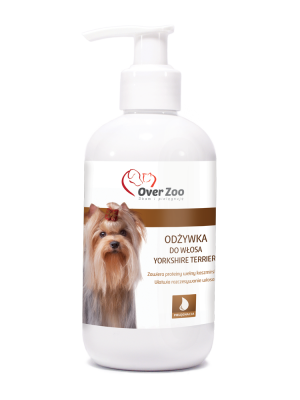 Hair conditioner for Yorkshire Terrier 250ml