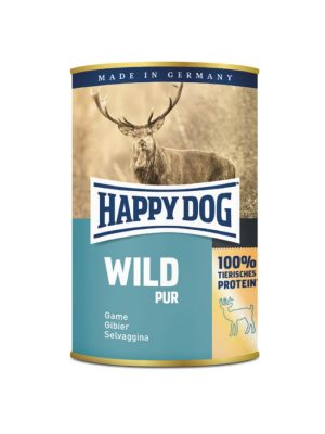 Happy Dog Κονσέρβα Ελάφι 800gr