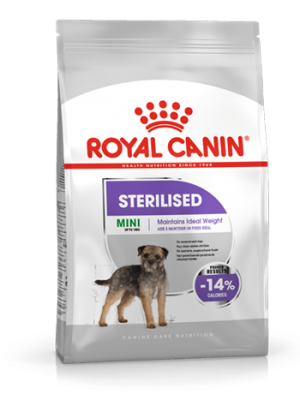 Royal Canin Mini Sterilised 4kg