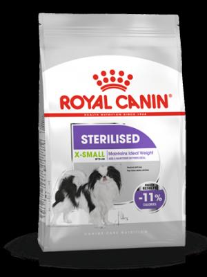 Royal Canin X-small Sterilised Adult 1.5kg