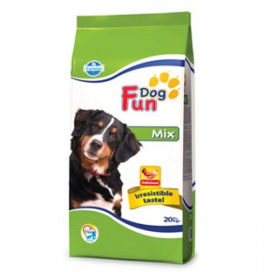 Fun Dog Mix 20kg
