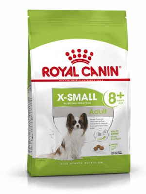 Royal Canin X-small Adult 8+ 1.5kg