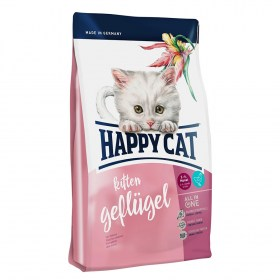 Happy Cat Supreme Kitten Geflugel(Πουλερικά) 4kg