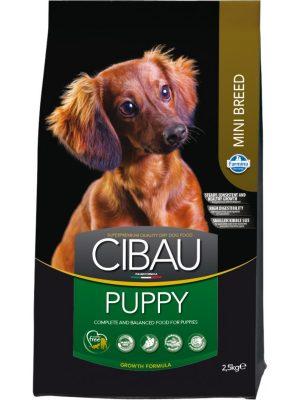 Cibau Puppy Mini 2.5kg
