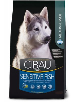 Cibau Sensitive Fish Medium/Maxi 2.5kg