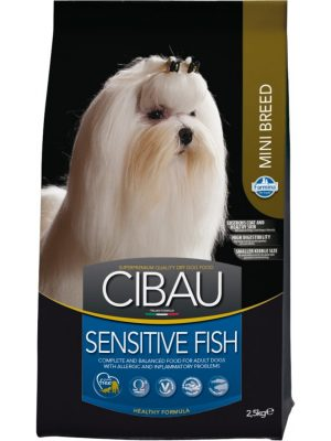 Cibau Sensitive Fish Mini 2.5kg