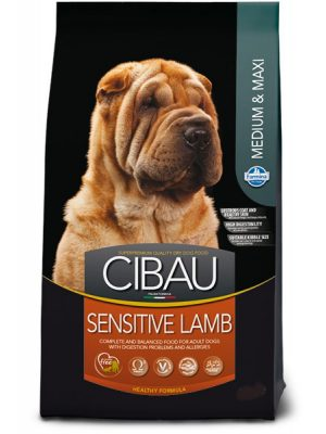 Cibau Sensitive Lamb Medium/Maxi 12kg
