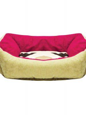 Κρεβάτι Classic Mπεζ Ροζ 50x43x17cm