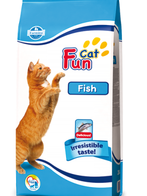 Cat Fun Fish 20kg