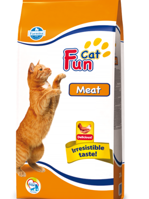 Cat Fun Meat 20kg