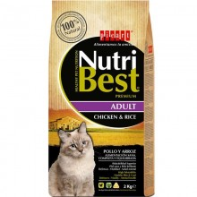 Nutribest Cat Adult Chicken & Rice 15kg