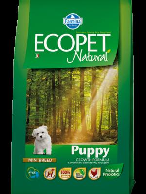 Ecopet Natural Puppy Mini 12kg