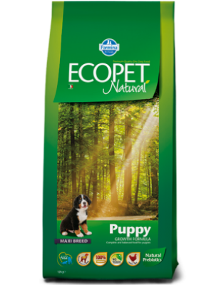 Ecopet Natural Puppy Maxi 12kg